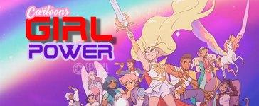 cartoons girl power