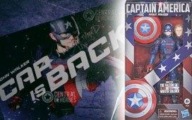 nuevo capitán américa de Hasbro