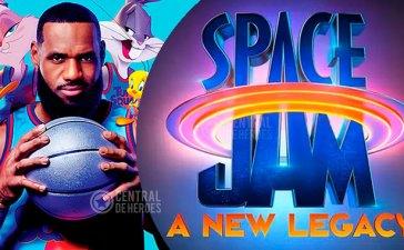 space jam 2021 nuevas imágenes
