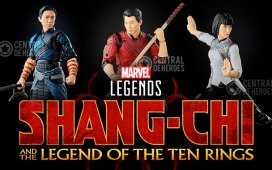 shang chi marvel legends