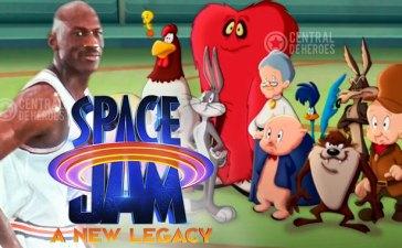 Michael Jordan en space jam 2
