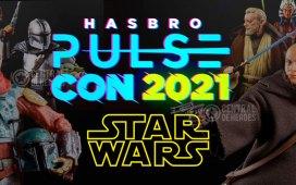 hasbro pulse con 2021 star wars