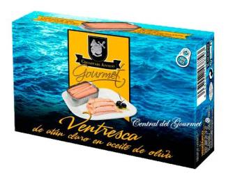 Conservas Areoso Ventresca Atun gourmet