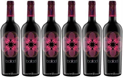 Vino Gourmet Ballad old vine Garnacha 2014 Caja