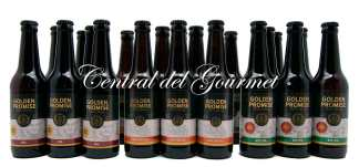 Cervezas artesanas Golden Promise Pack degustación