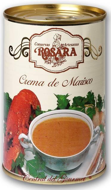 Conservas Rosara Crema de Marisco Gourmet