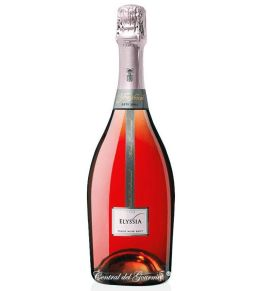 Elyssia Pinot Noir Freixenet cava D.O. rosado, botella 75cl