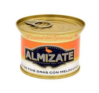 Foie Gras Gourmet con Melocoton Almizate