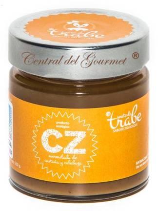 Mermelada Ecológica Gourmet de Castaña y Calabaza