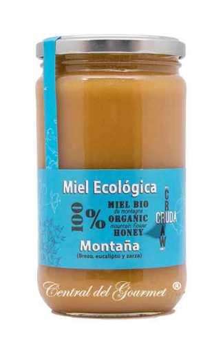 Miel Ecológica Cruda Gourmet Montaña Verdemiel