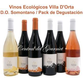 Vinos Ecológicos Gourmet Villa D'Orta