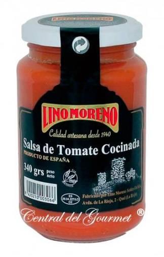Salsa de Tomate Gourmet Lino Moreno