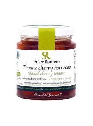 Tomate Ecológico Cherry horneado Soler Romero