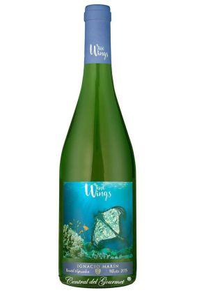 Vino Gourmet Blanco wine wings Mantarraya
