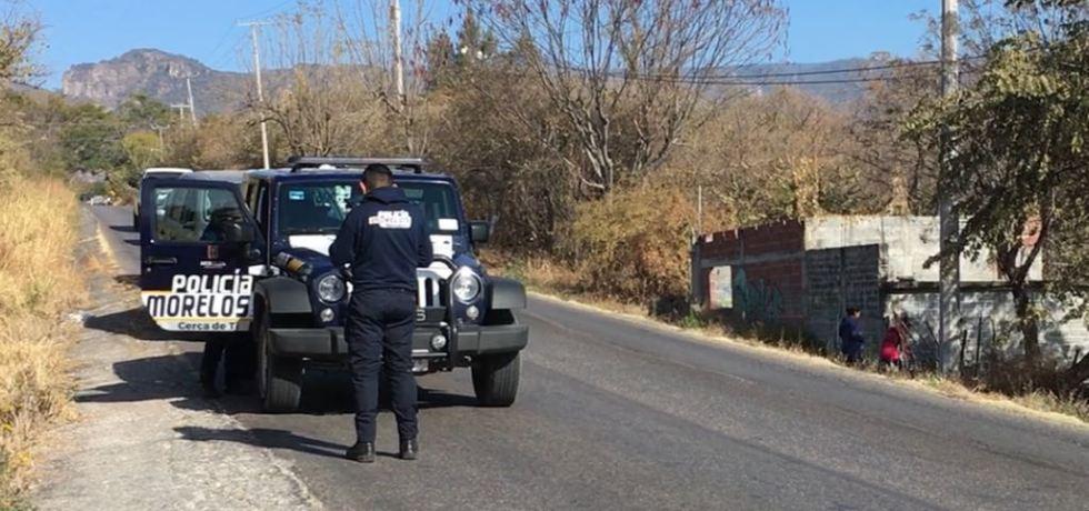 Descuartizado en Tepoztlán