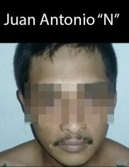 6. Juan Antonio