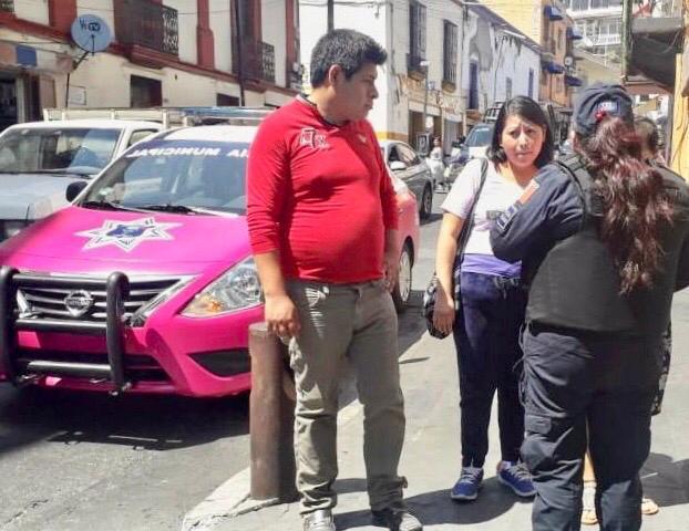 REALIZA CES MARCHA EXPLORATORIA EN EL CENTRO HISTÓRICO DE CUERNAVACA 03