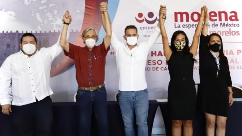 Gerardo Albarrán Morena Jorge Argüelles
