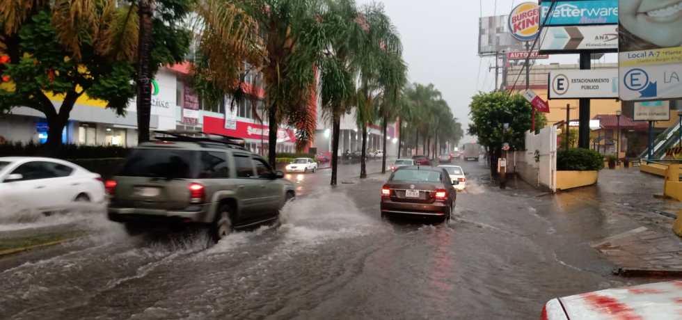 Las lluvias en Morelos continuarán esta semana