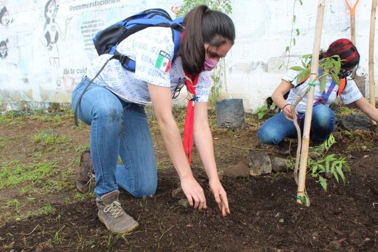 Girlscouts Guías de México Dto. Cuernavaca