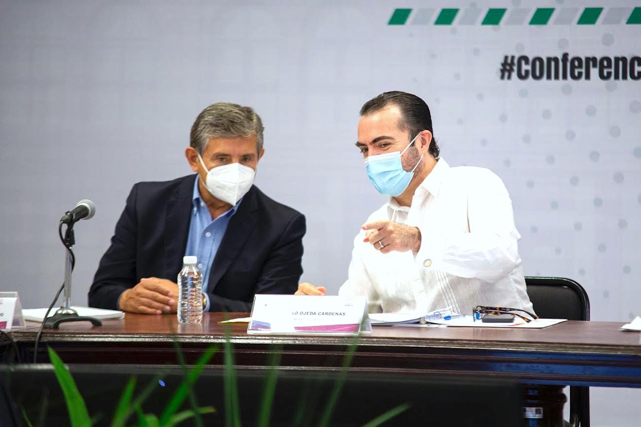 Morelos José Luis Urióstegui y Pablo Ojeda