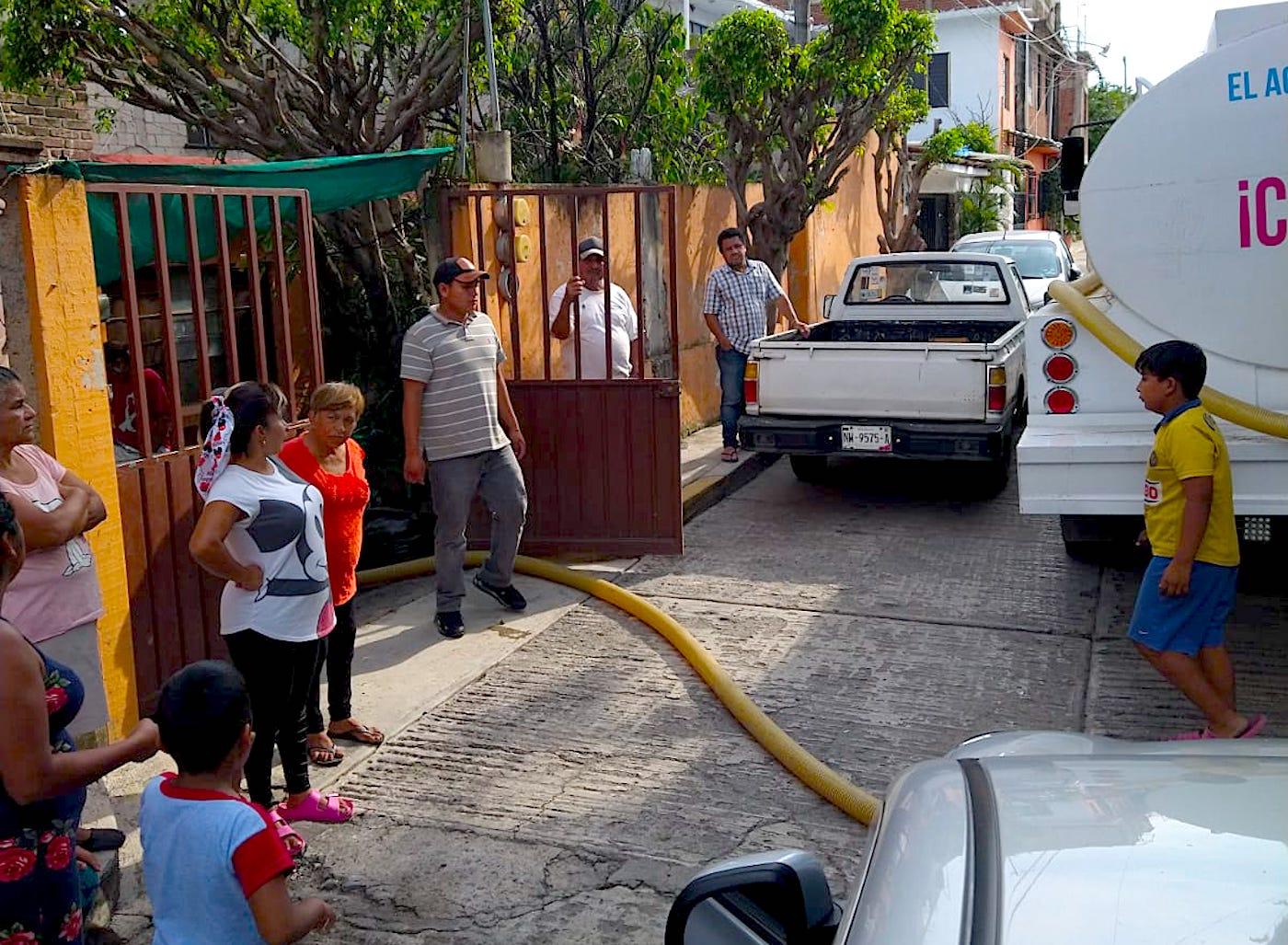 Sapac Agua Potable en Cuernavaca