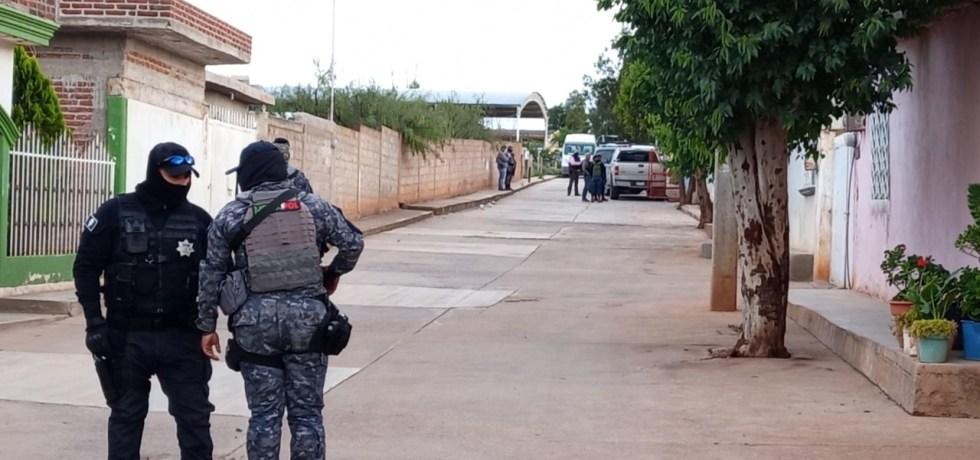 Mata comando a 7 en una fiesta en Zacatecas
