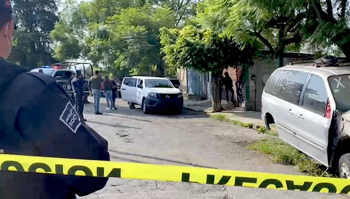Matan con una piedra a una mujer en Cuernavaca Feminicidio Central de Noticias Mx