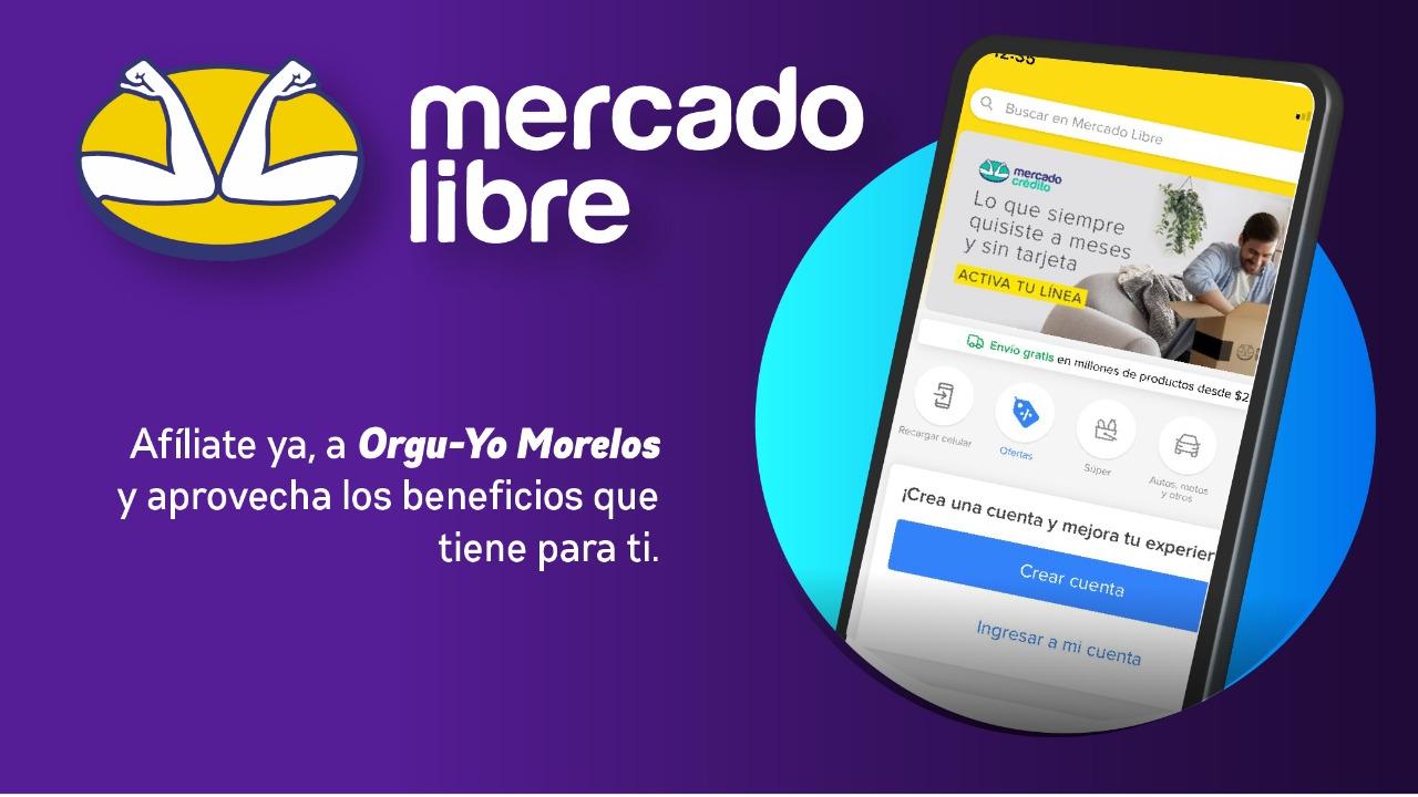 """Crean en Mercado Libre la tienda virtual """"Orgu-Yo ¡Morelos!"""""""