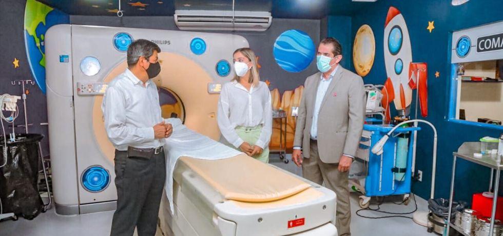Encabeza Andrea Gordillo gira de la comisión legislativa de Salud por los hospitales de Morelos