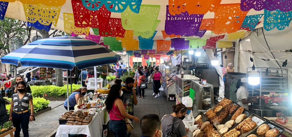 Inauguran la edición 12 de la Expo Pan Artesanal de Cuernavaca