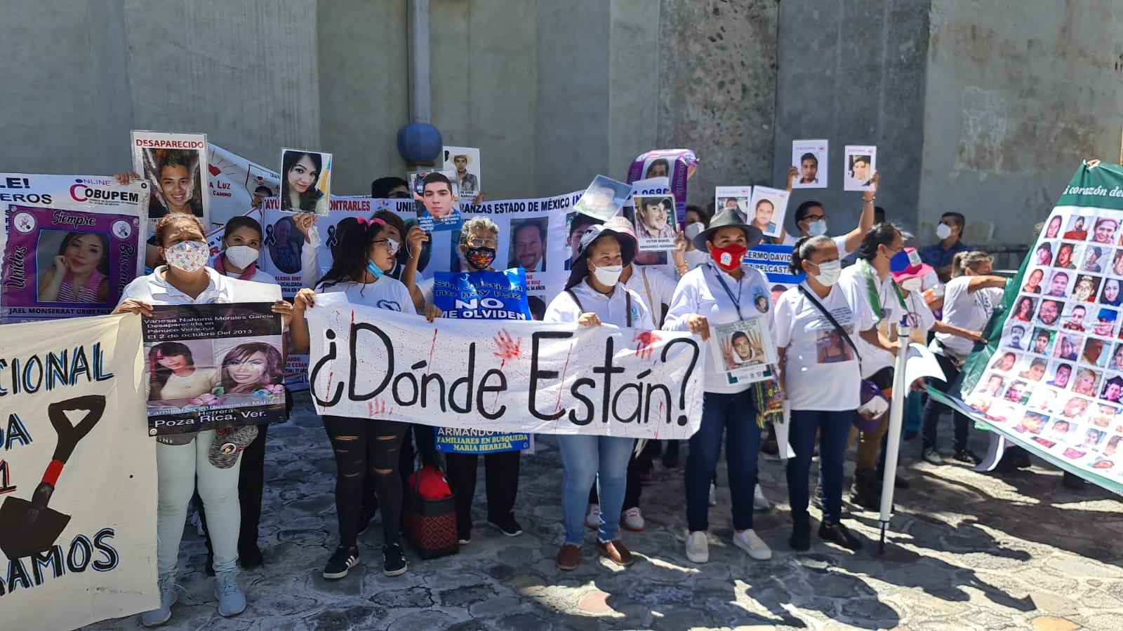 Inicia en Morelos la Sexta Brigada Nacional de Búsqueda de Personas Desaparecidas