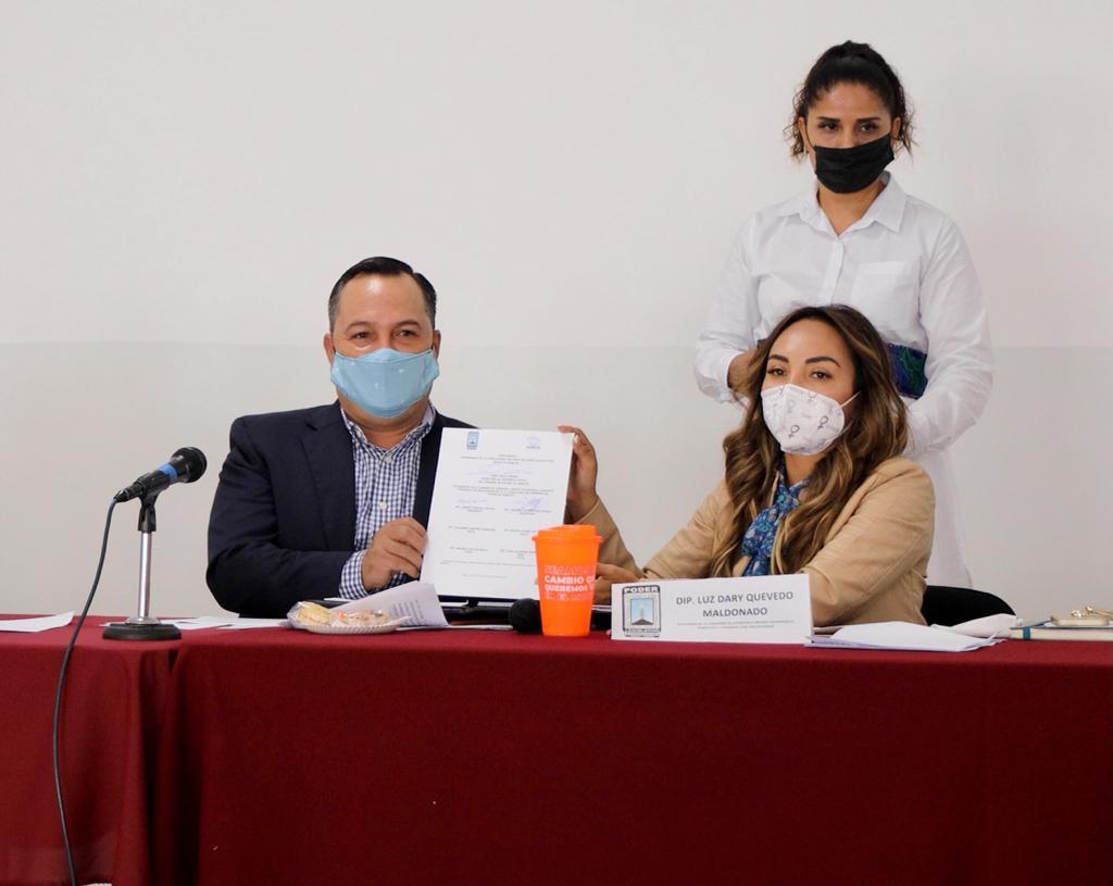 Inicia trabajos la Comisión legislativa de Atención a Grupos Vulnerables de Morelos