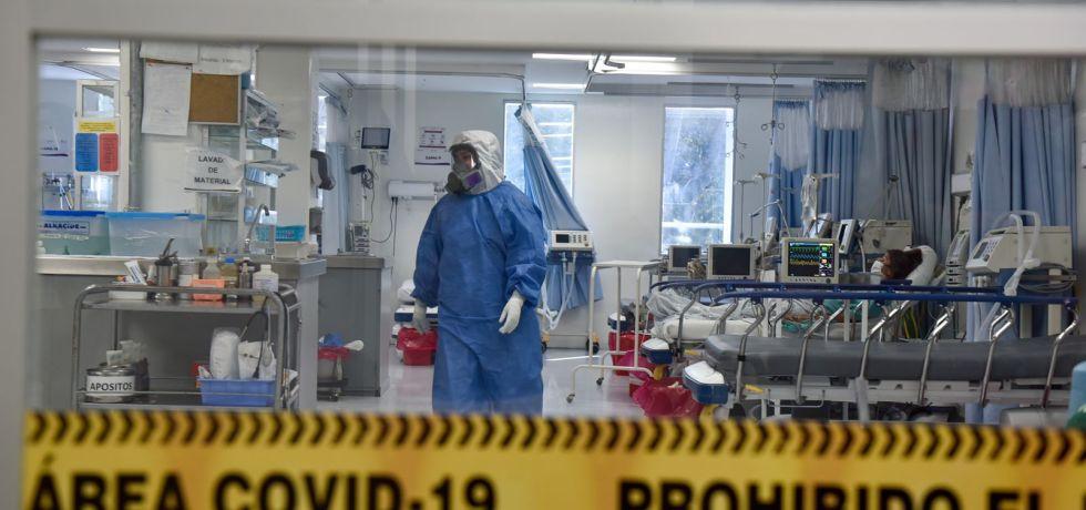 Morelos: Segundo lugar a nivel nacional en atención de la pandemia de Covid-19