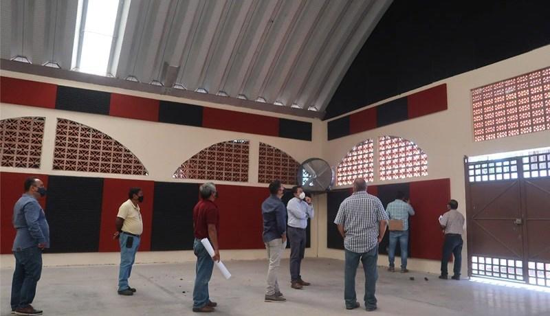 Supervisan obras a favor del turismo en Morelos