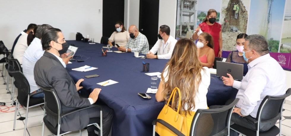 Unifican esfuerzos la Ceagua y el Congreso de Morelos