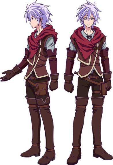 Yoshitsu Matsuoka como Riku, joven líder de un enclave humano