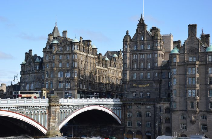 Intercâmbio Destinos Escócia Edimburgo