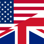 bandeira inglaterra EUA