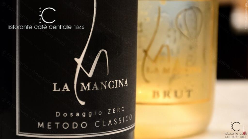 La Mancina; Pignoletto DOC, Colli Bolognesi DOCG