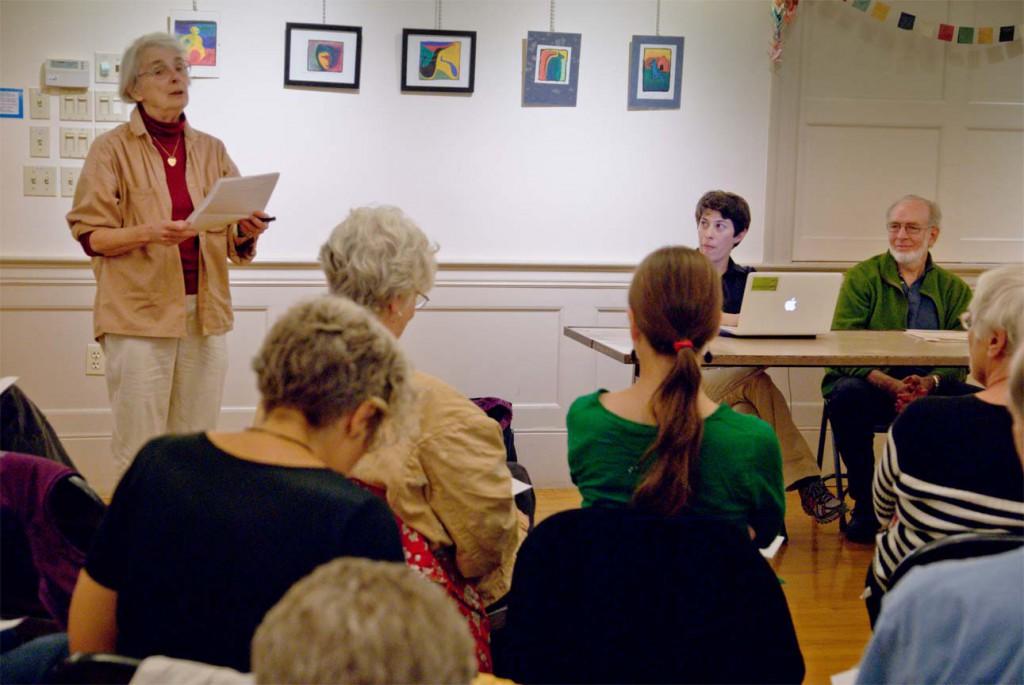 Area Meeting January 2018