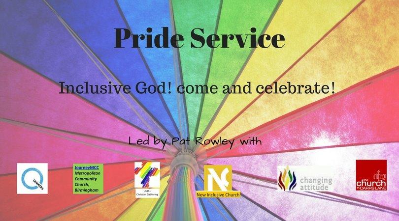 Ecumenical Pride Service