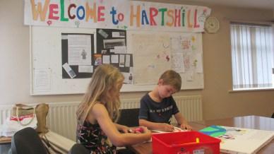 Children at Hartshill