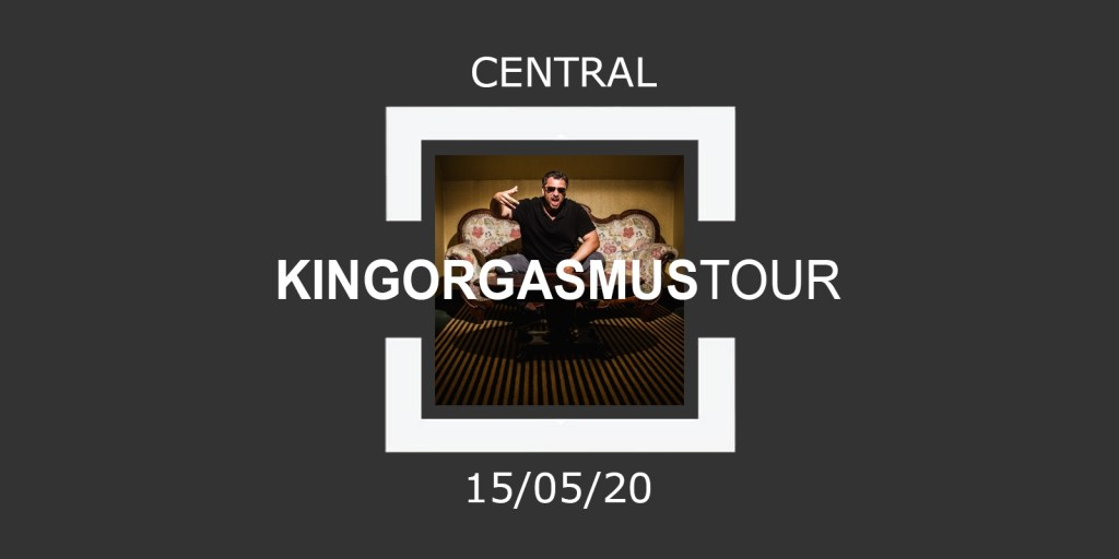 King Orgasmus One – Manifest Tour 2020 – Erfurt