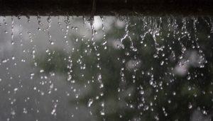 gutter rain