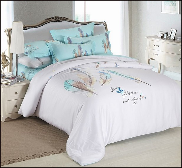 Feather Bedding