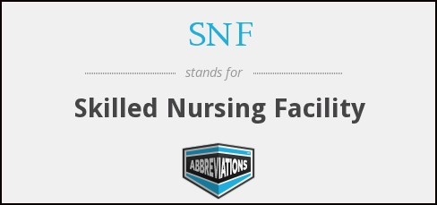 snf meaning