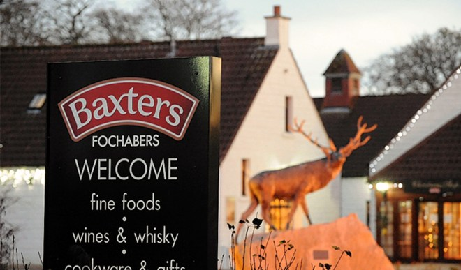Baxters Home Slider Background