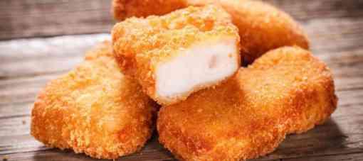 nuguets frango