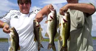 August Bass Fishing Forecast